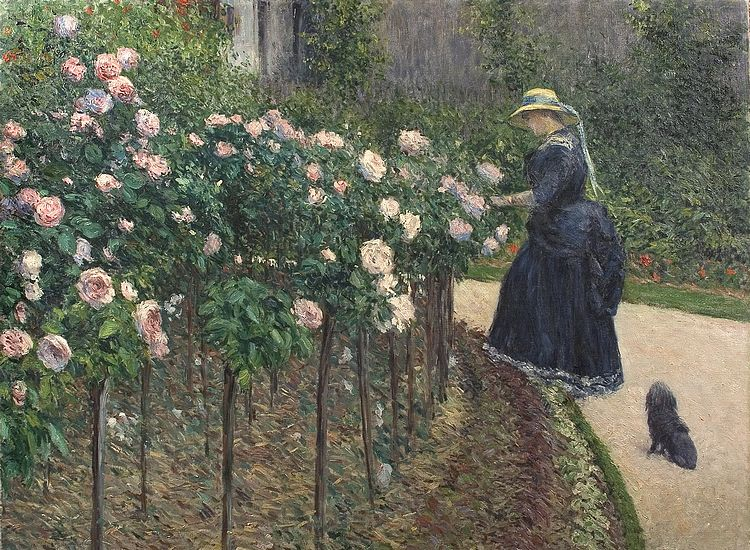 Les peintres jardiniers