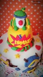Gâteau umizoomi