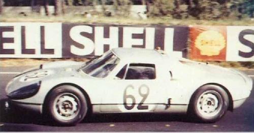 Porsche Le Mans (1964-1965)
