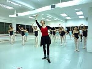 dance ballet class dinna bjorn class