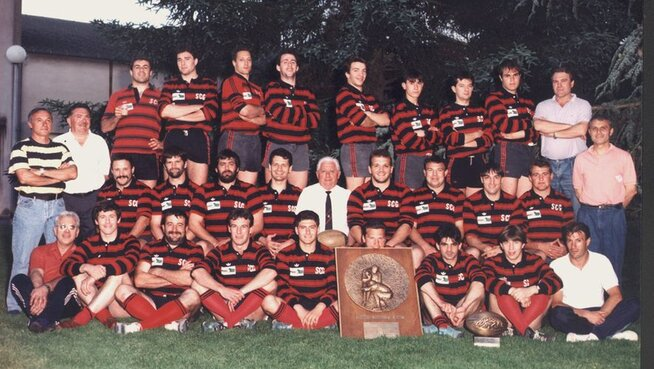 - 9 juin 1991 ! Graulhet Champion