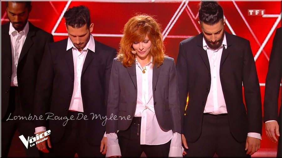 Captures (Rolling Stone) TF1 The Voice 12-05-2018 Série 1.