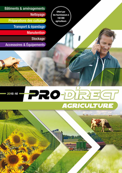 Couverture Pro-Direct Agriculture