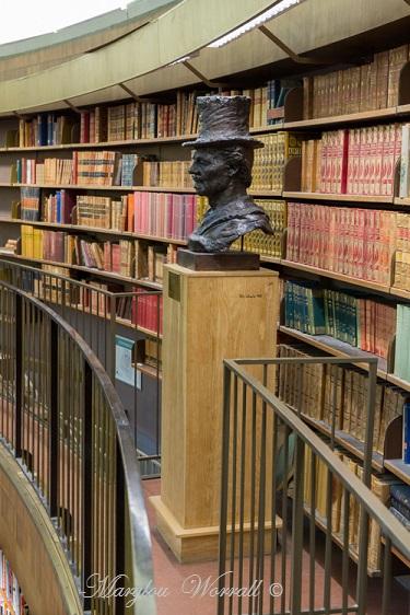 Suède : La bibliothèque de Stockholm 2/2