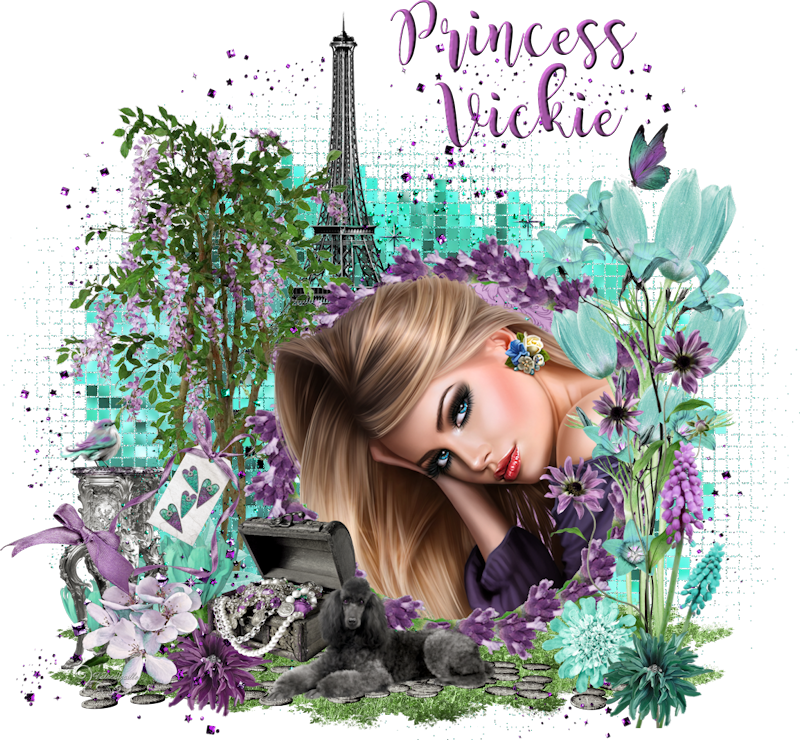 *** Princess Vickie ***