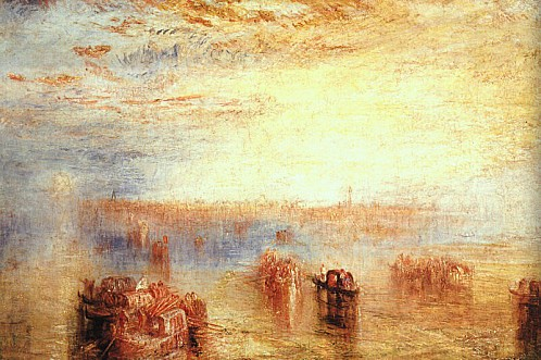 Turner 1843 Approach to Venice jpg