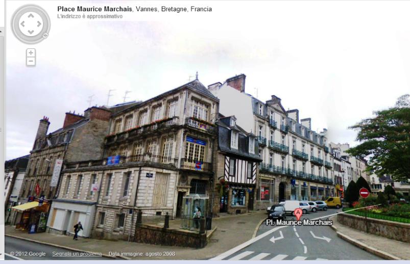La plus vieille hostellerie de Bretagne