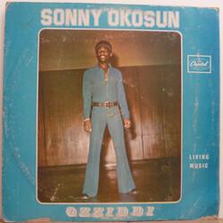"Sonny Okosun ""Ozziddi"" - Living Music - Complete EP"