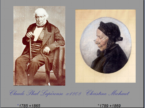 Louis Cailletet et sa famille...