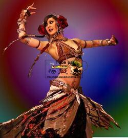 -- Per. -- Danseurs - Danseuses --