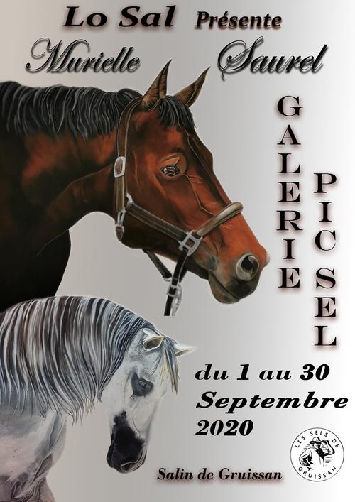 Affiche Expo Gruissan