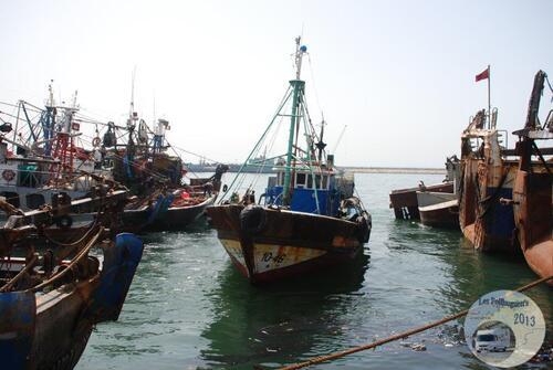 De la Lagune de Naïla à Agadir