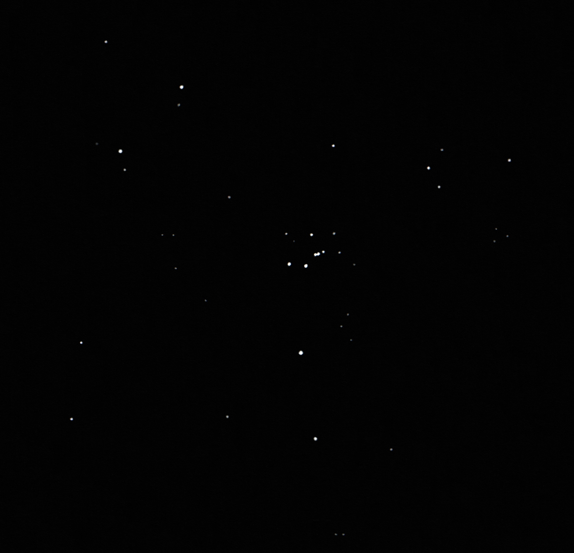 ngc 659 open cluster