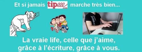 Tipeee : Présentation