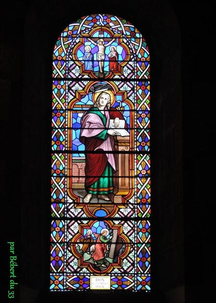l'église de la Bourboule (63)