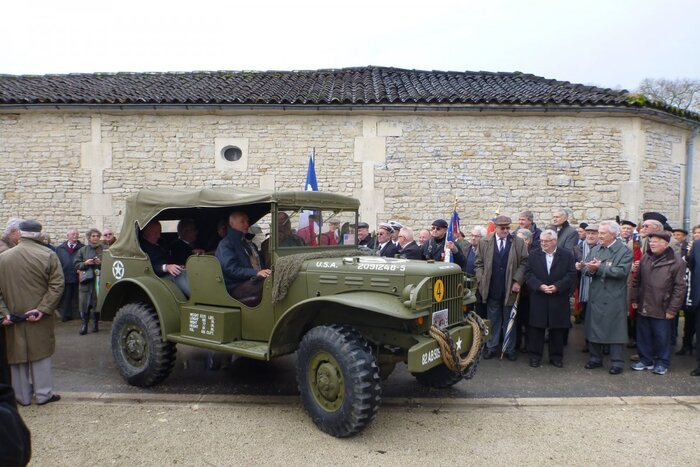 NON AU 5 DECEMBRE : Sur la route des 8000 lieux et liens du 19 Mars 1962, aujourd'hui à Mesnac (Charente)