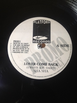 Sha-Sha - Love Come Back - 1995