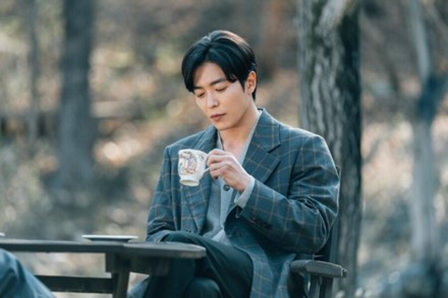 [K-Star] Kim Jae Wook dans Esquire Magasine