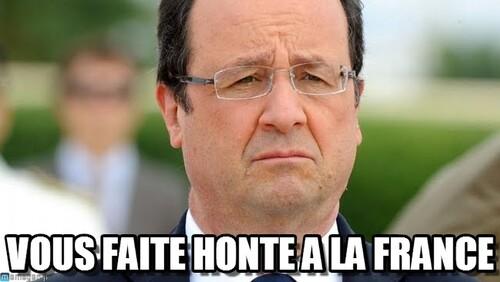 14 Juillet: François Hollande humilié par l'Algérie !!!