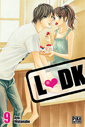 Couverture de L-DK T9 de Watanabe Ayu
