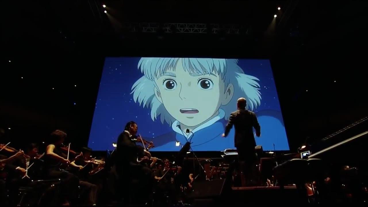 Concert de Joe Hisaichi pour les 25 ans de Ghibli