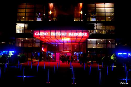 Spectacle au casino Barrière