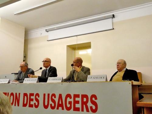 L'Assemblée Générale de l'Association des Usagers de l'Hôpital Michel Sordel..