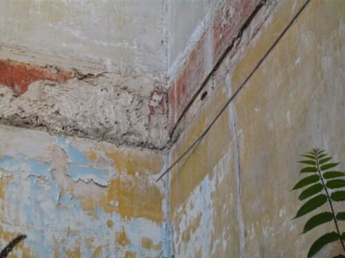 démolition impasse Rançon 20è palimpseste