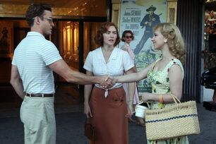 Wonder Wheel : Photo Juno Temple, Justin Timberlake, Kate Winslet