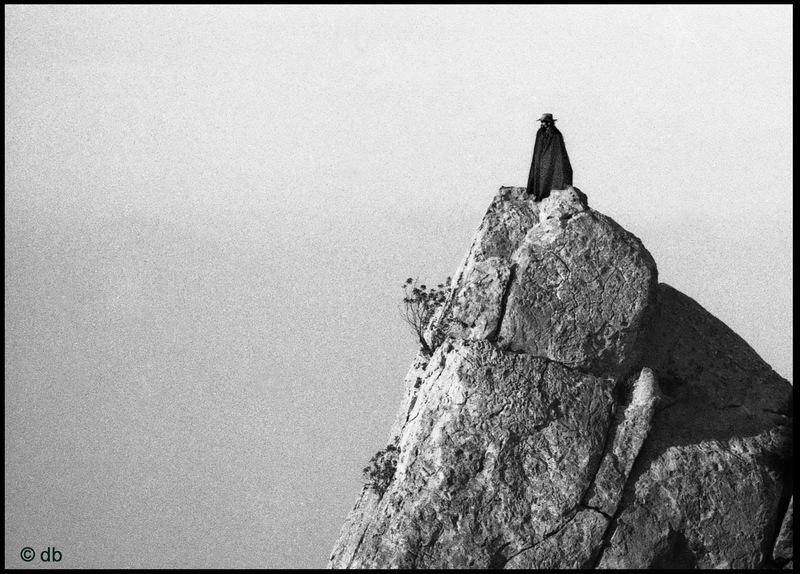 Der Hirt auf dem Felsen
