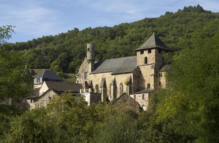 Noailhac, Corrèze, église Saint-Pierre-ès-Liens-PM 18573.jpg