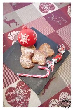 Biscuits façon Bastogne ...