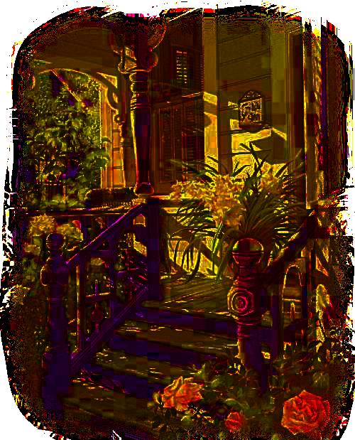 tube escalier