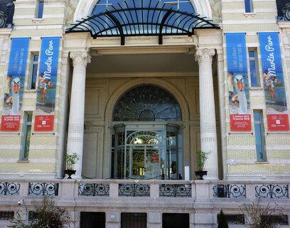 Ateliers pédagogiques du Palais Lumière - Evian
