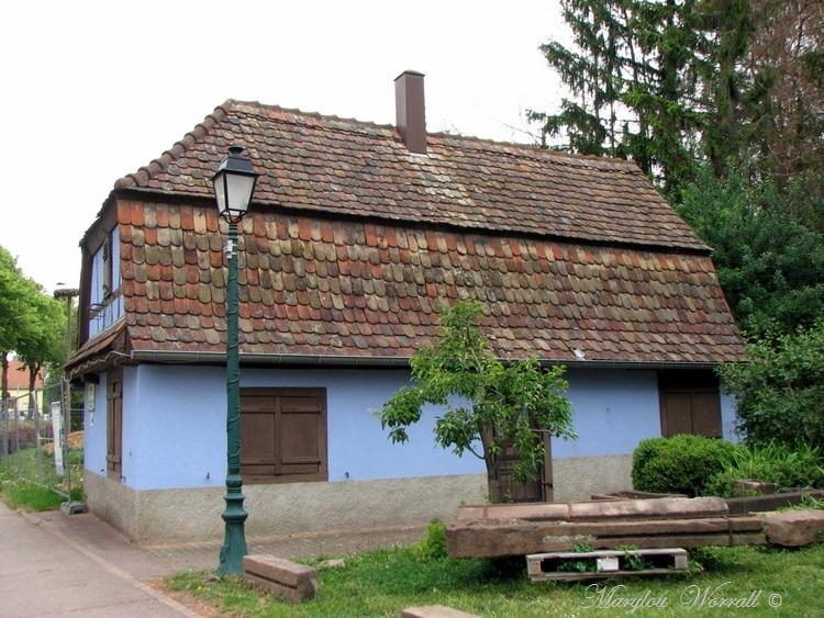 Reichstett : Parc de la Maison Alsacienne 2/3