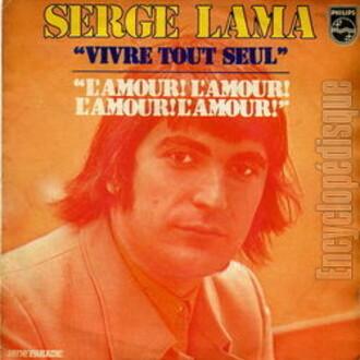 Serge Lama, 1970