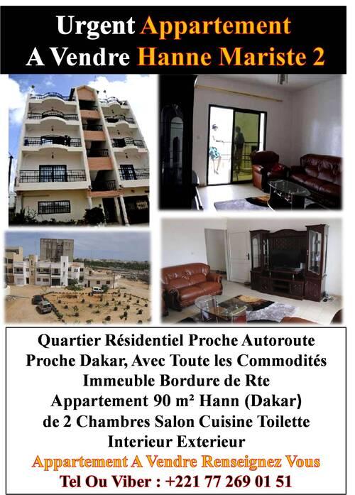 Un Bien Immobilier ..Au Sénégal Infos+221 77 269 01 51