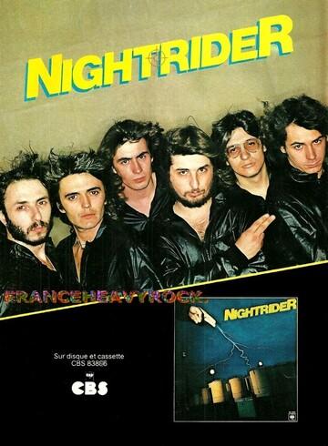 NIGHTRIDER (1977-1980)