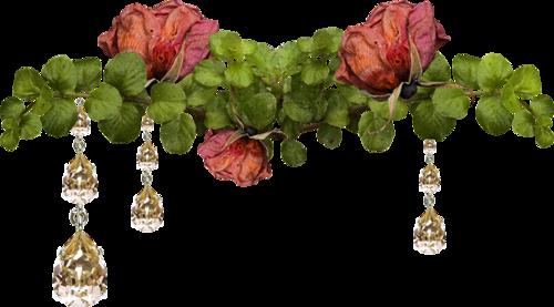Ornements Floraux Série 38