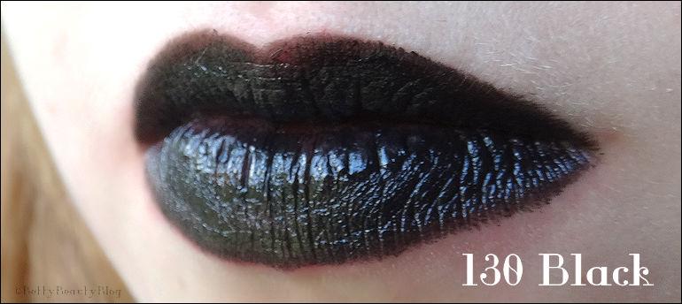 Gossamer emotion creamy lipstick de kiko revue et swatchs