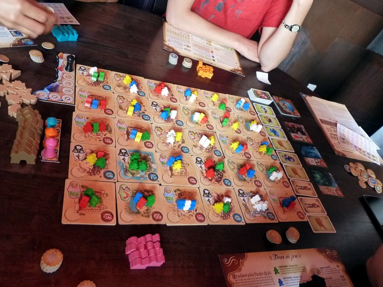 Five Tribes 2