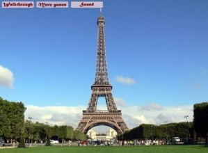 Asha's adventures part 3 - The Eiffel tower - Remake