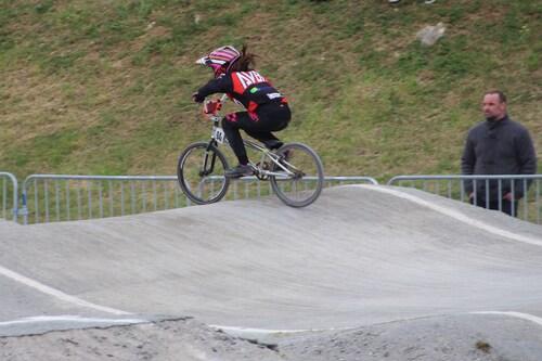 3eme est 4eme manche coupe de france BMX 2017 Besancon  15 est 16 avril 2017