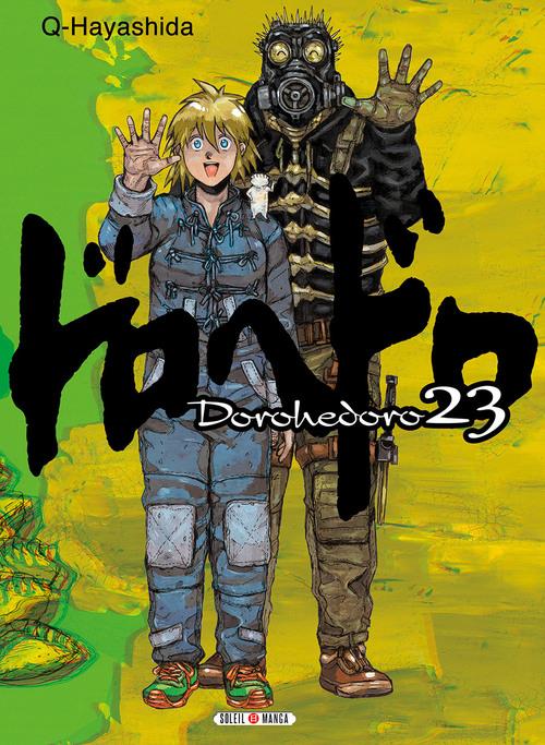 Dorohedoro - Tome 23 - Q-Hayashida