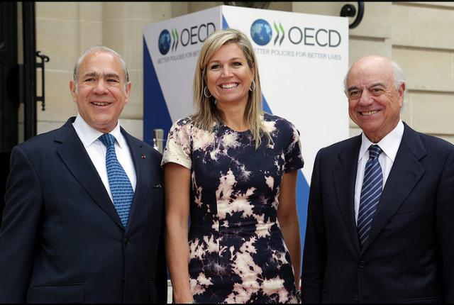 Maxima à l'OCDE