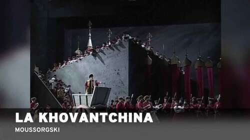 LA KHOVANTCHINA de Moussorgski du 22 Janvier au 9 Février 2013