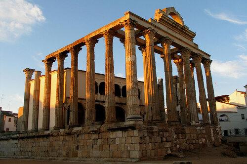 Patrimoine mondial de l'Unesco : L'ensemble archéologique de Mérida - Espagne