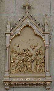 IV-Jésus rencontre sa Ste Mère