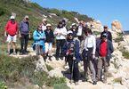 Petite randonnée côtière à l'Escalet