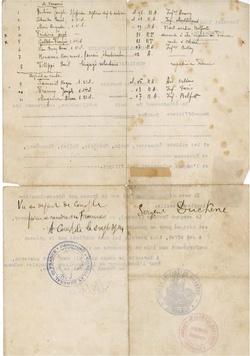 01* 1914 - Il y a cent ans...Joseph Duchêne